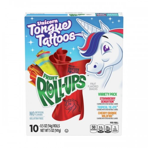 Fruit Roll-Ups Candy (10 ct)