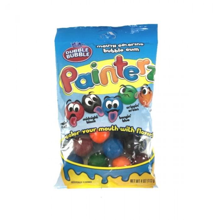 Dubble Bubble Gum Balls Painterz Bag