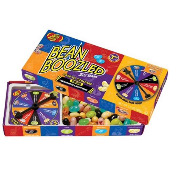 Jelly Belly Bean Boozled Spinner Game Candy