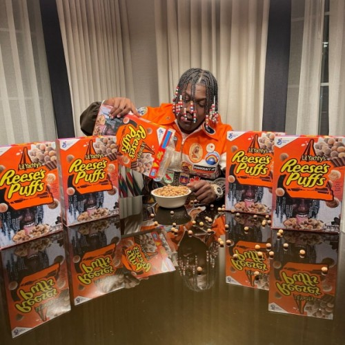 Reese's Puffs x Lil Yachty Cereal **LIMITED EDITION**