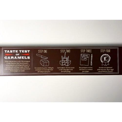 Taste Test of Caramels by Trader Joe's