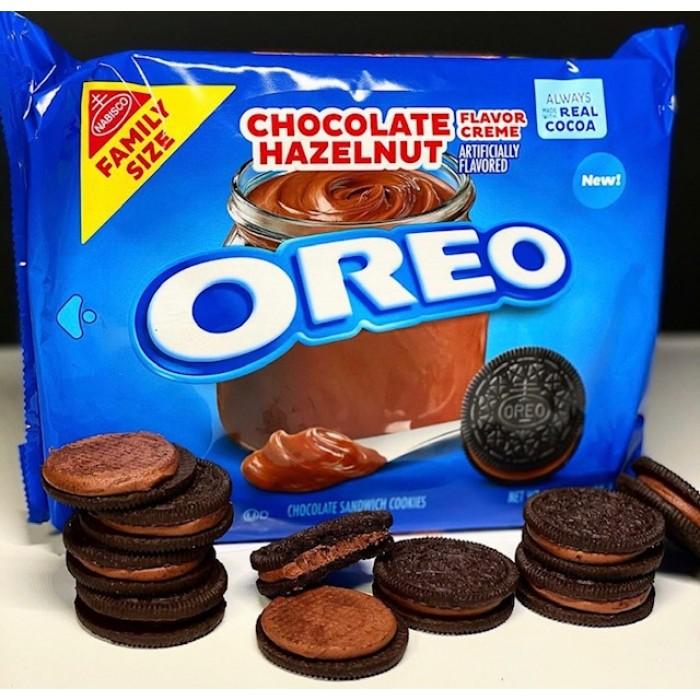 OREO *NEW* Chocolate Hazelnut Cookies