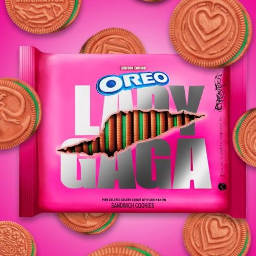 * Oreo Lady Gaga Cookies (Limited Edition)