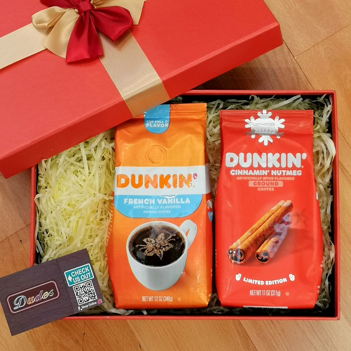 *Dunkin Donut Ground Coffee Gift Set A ( SAVE HK$50 | Total Value: HK$278 )