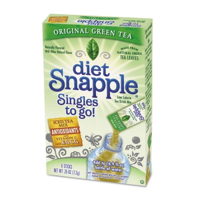 Snapple Diet Drink Mix Green Tea (6 ct)