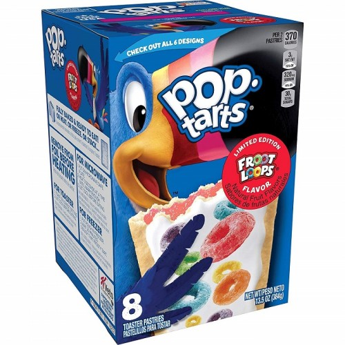 Poptarts Froot Loops Limited Edition (8 ct)