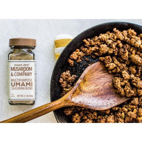 Seasoning Blend by Trader Joe's - Mushroom Multipurpose Umami