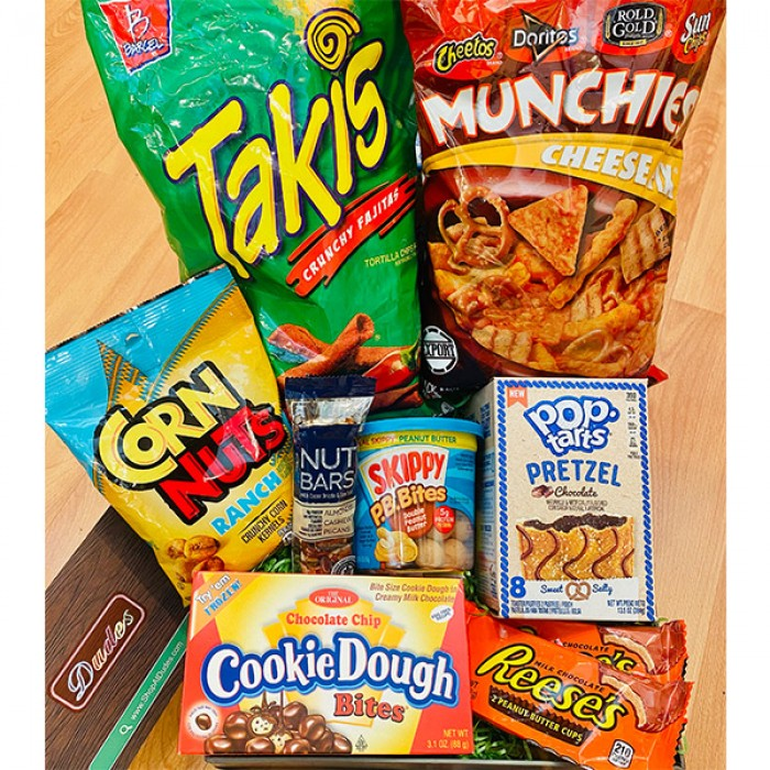 Snack Combo Set G ( Available with Gift Box )