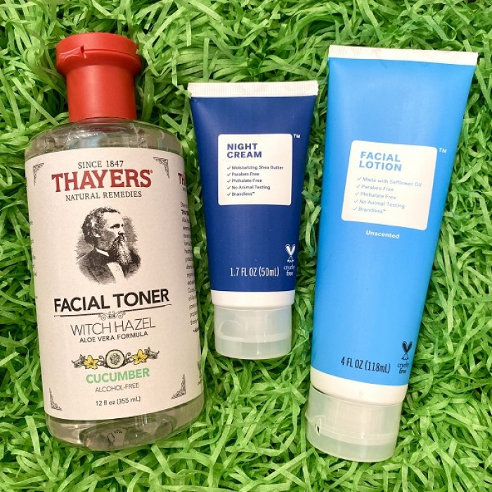 Gift Set F | Skincare  (Value HK$347)