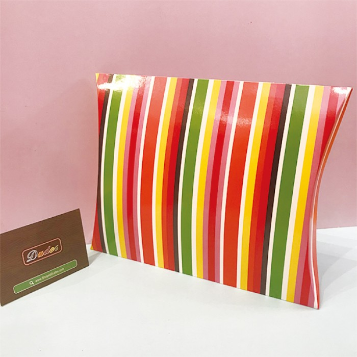 Gift Box Large Rainbow