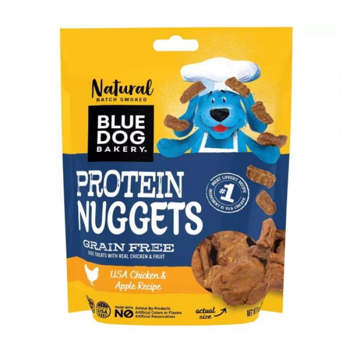 Blue Dog Bakery Protein Nuggets Chicken & Apple Dog Dog Treats