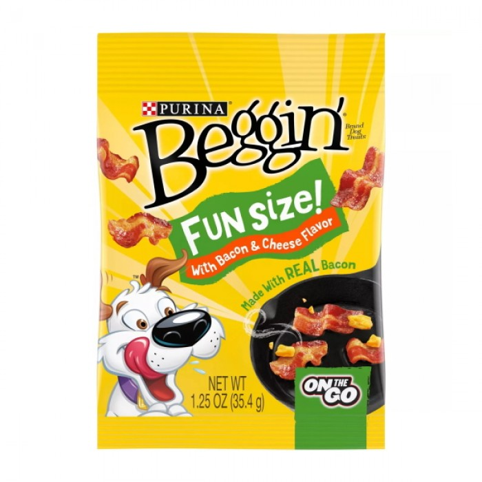 Beggin Bacon & Cheese Dog Treats