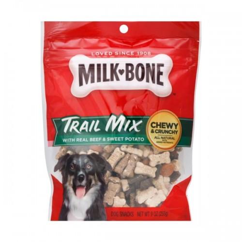 Milk Bone Trail Mix Beef & Sweet Potato Dog Treats