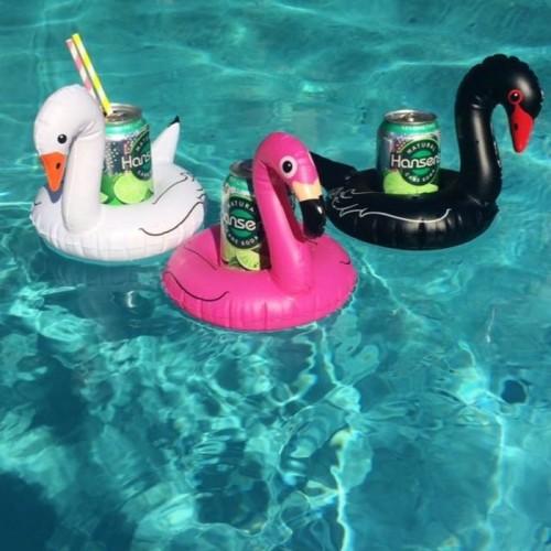 Flamingo Drink Holders (3 Pieces)