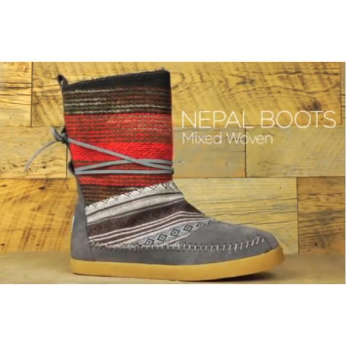 TOMS Mixed Woven Women's Nepal