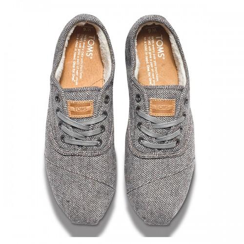 TOMS Cordones Herringbones Women Shoes