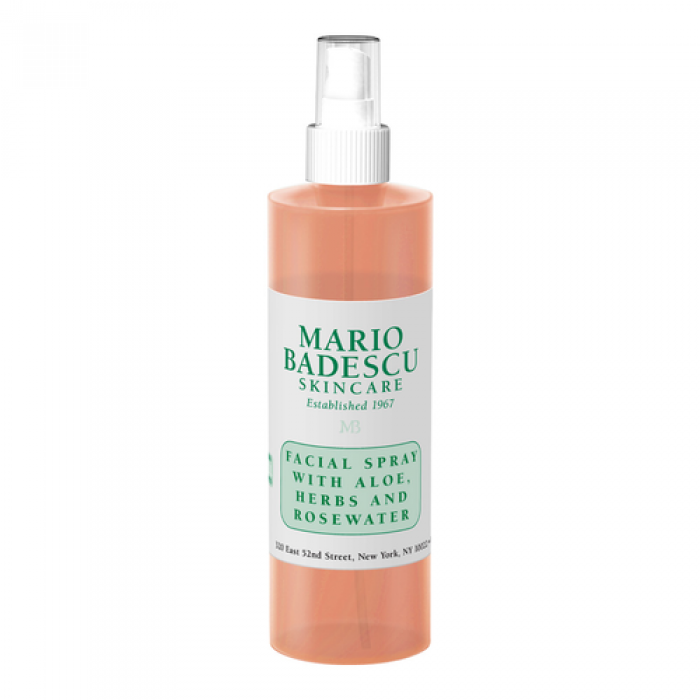 8oz Facial Spray with Aloe, Herbs & Rosewater by MARIO BADESCU
