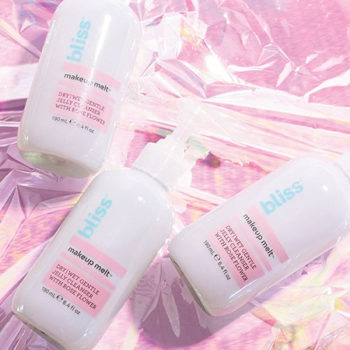 Makeup Melt Jelly Cleanser by BLISS **7-10 Biz Days Delivery