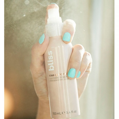 Rose Gold Rescue Toner Mist by BLISS **7-10 Biz Days Delivery