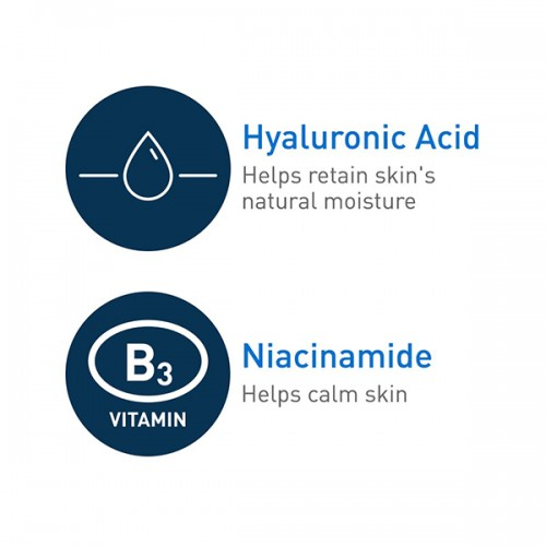 CeraVe Foaming Facial Cleanser for Oily Skin (8oz Regular Size)
