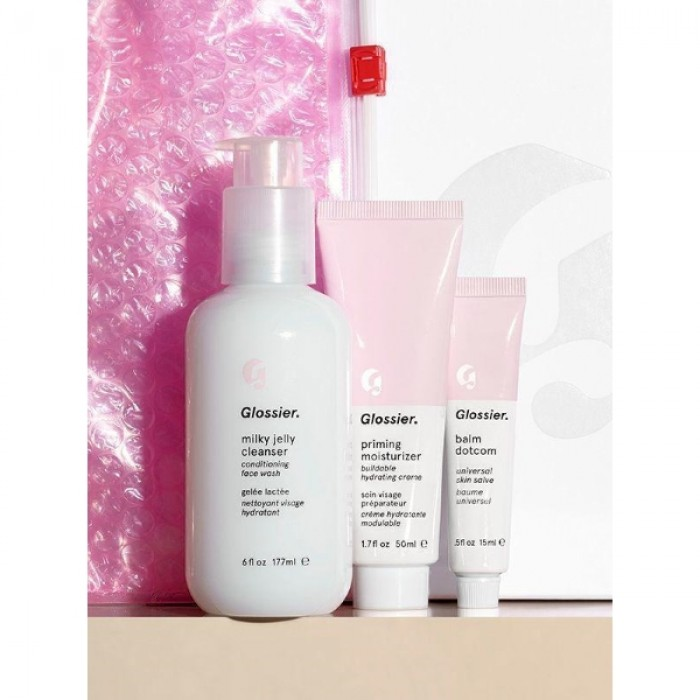 Phase 1 Set by Glossier