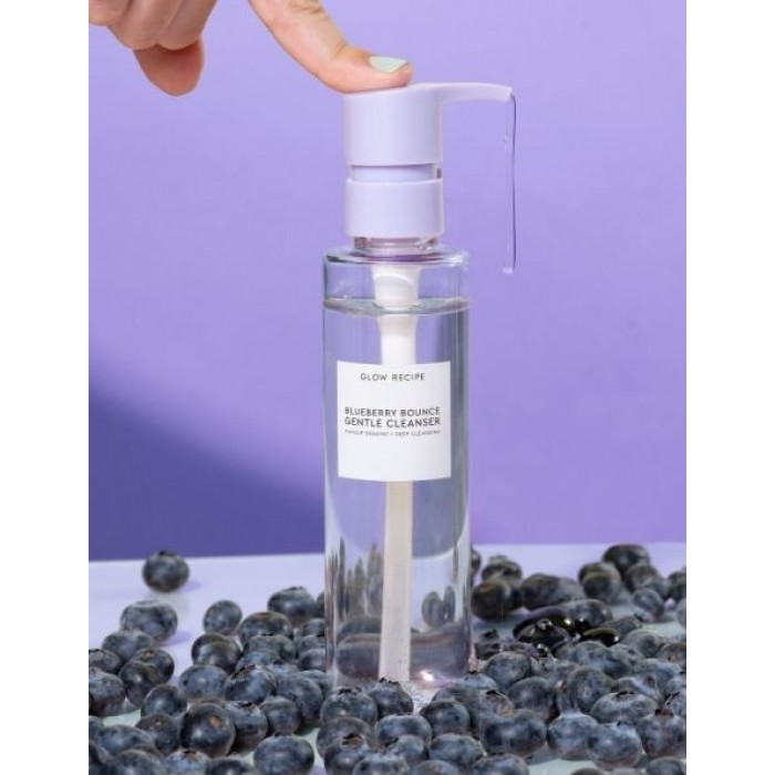 Blueberry Bounce Gentle Cleanser (160ml) by GLOW RECIPE **7-10 BIZ DAYS DELIVERY**