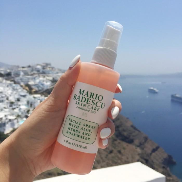Facial Spray with Aloe, Herbs & Rosewater by MARIO BADESCU
