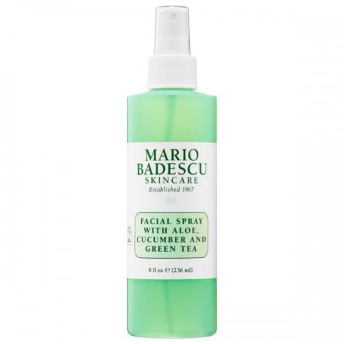 Facial Spray with Aloe, Cucumber & Green Tea by MARIO BADESCU