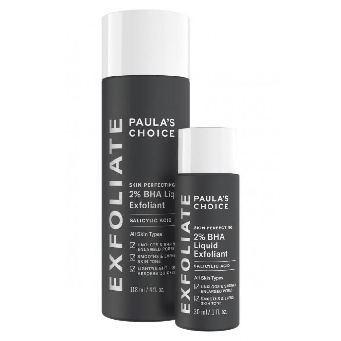 Skin Perfecting 2% BHA Liquid Exfoliant ( 30 / 118ml ) by Paula's Choice