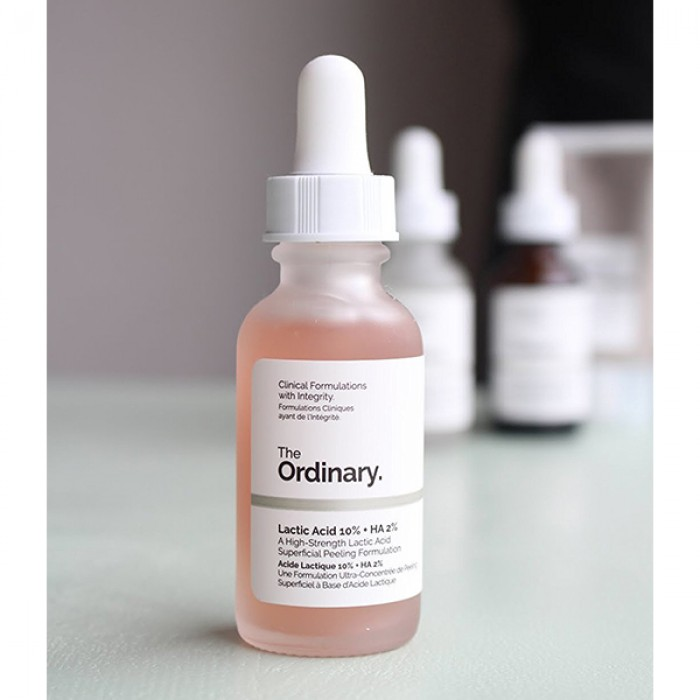 Lactic Acid 10% + HA 2% by The Ordinary