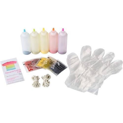 Tie Dye Kit - Neon [ 5 Squeeze Bottles  ]