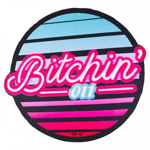 GIGANTIC Stranger Things Bitchin 011 Beach Blanket