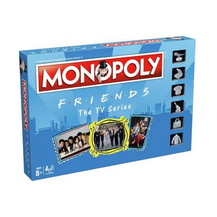 Monopoly Friends The TV Series Edition Board Game